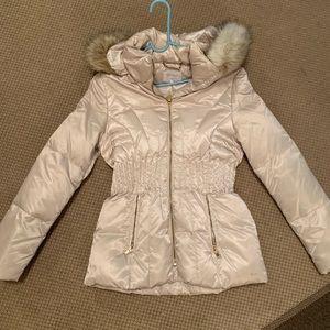 Laundry coat size S